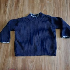 The Children's Place sweater.